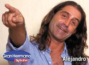 Alejandro Restuccia Gran Hermano 1