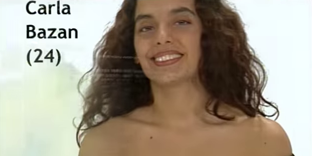 Carla Bazán Gran Hermano 3 Argentina