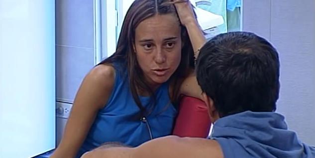 Diego Torales y Fernanda Zapata Gran Hermano 3 Argentina