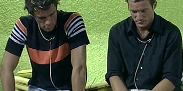Eduardo Carrera y Pablo Martínez Gran Hermano 3