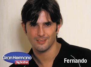 Fernando Navarro Gran Hermano 1
