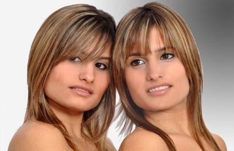 Jimena y Jésica Ciccioli