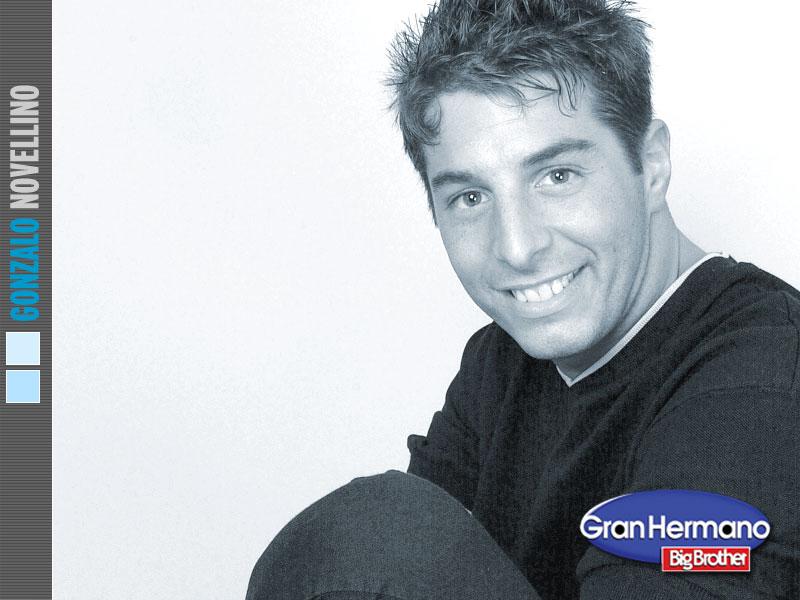 Gonzalo Novellino Gran Hermano 2 Argentina