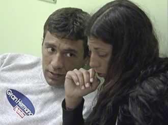 Gran Hermano 2 Argentina. Ximena Capristo, Gustavo Conti.