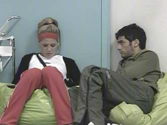 Gran Hermano 2 Argentina. Magaly Rodríguez, Pablo Heredia.