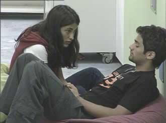 Alejandra Martínez y Pablo Heredia Gran Hermano 2 Argentina