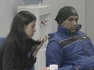 Gustavo Conti y Alejandra Martínez Gran Hermano 2 Argentina