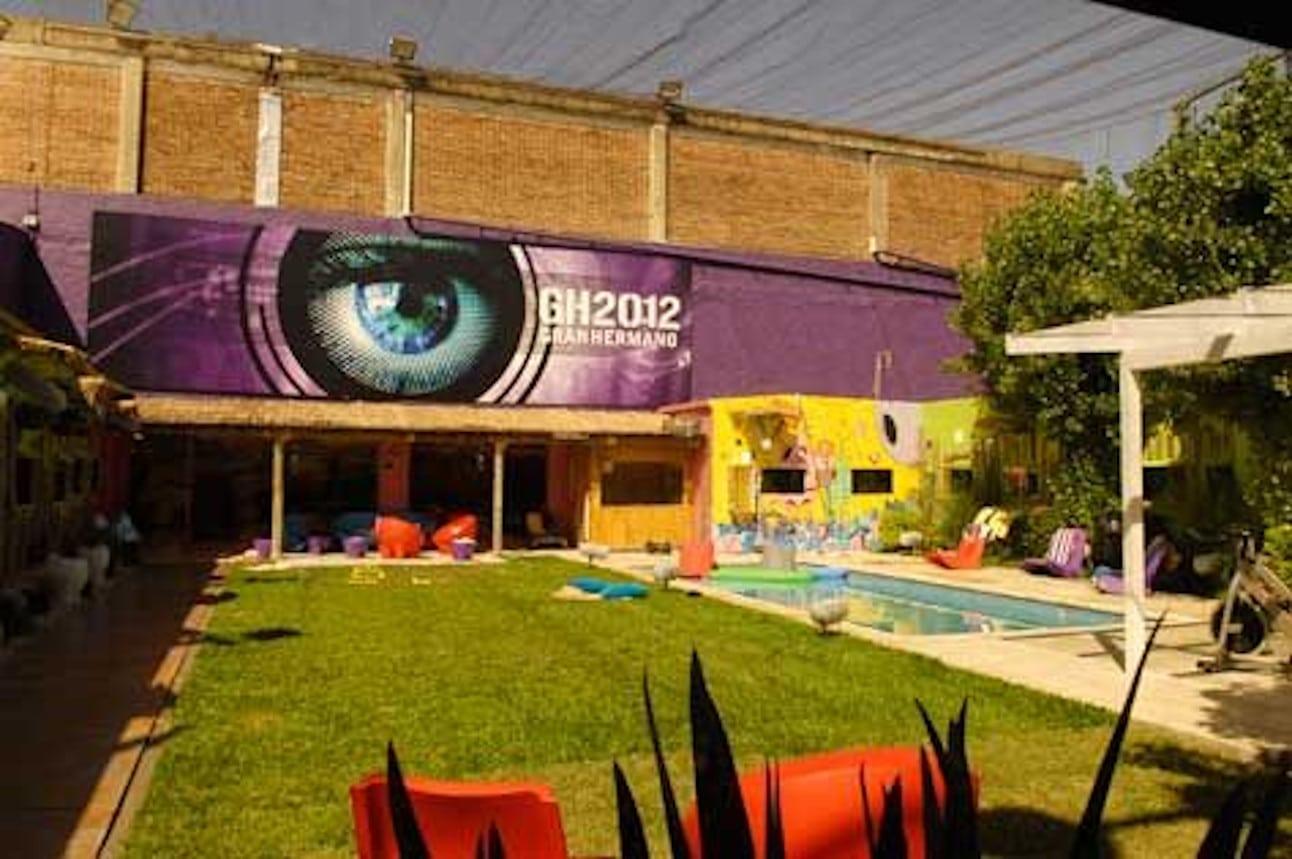 La casa de Gran Hermano 2012 Argentina