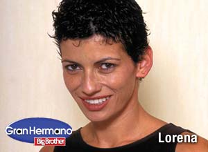 Lorena González Gran Hermano 1