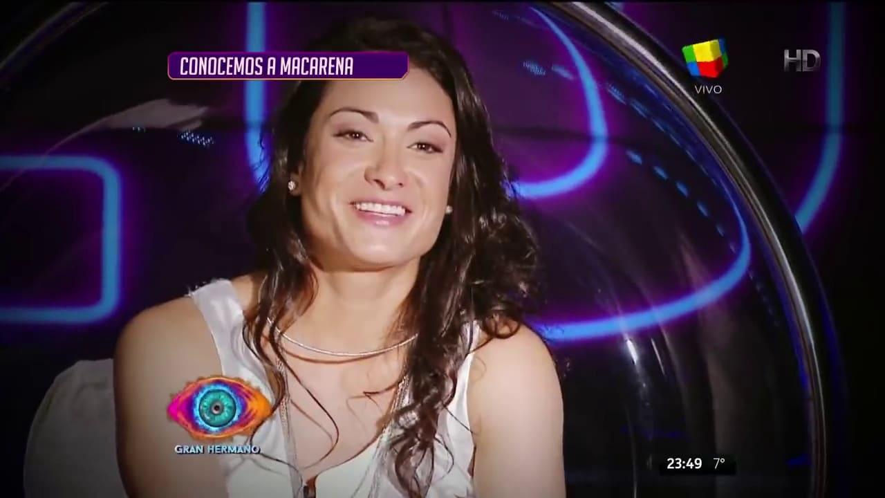 Macarena Pérez GH 2016