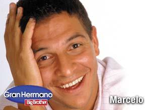 Marcelo Corazza Gran Hermano 1