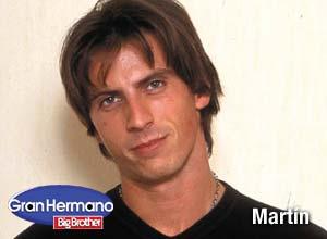Martín Viaña Gran Hermano 1