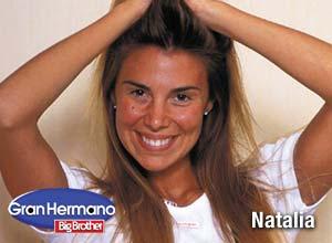 Natalia Fava Gran Hermano 1