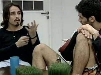 Pablo Heredia y Máximo Sacca Gran Hermano 2 Argentina