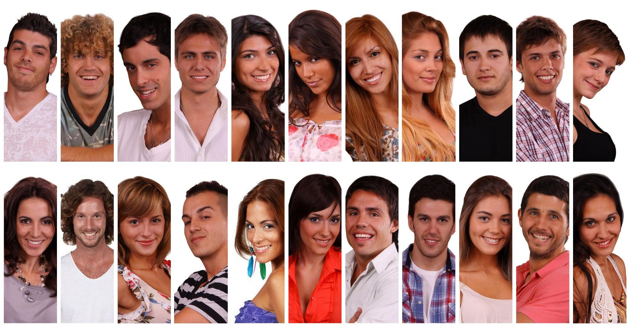 gran hermano 2011 participantes fotos