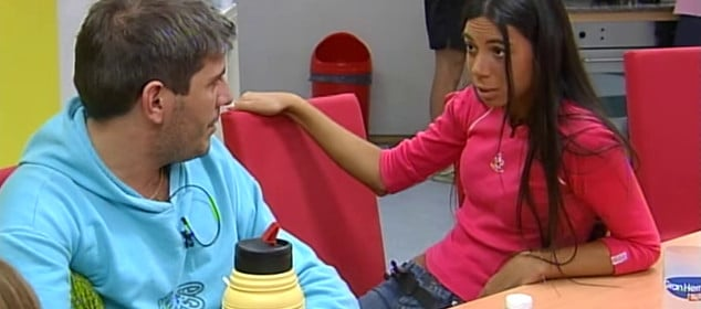Romina Orthusteguy y Matías Bagnato Gran Hermano 3 Argentina