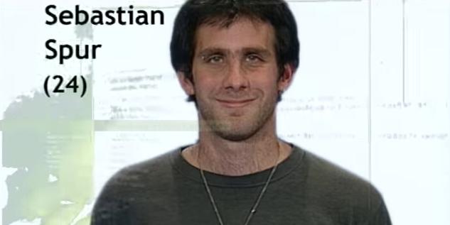 Sebastián Spur Gran Hermano 3 Argentina