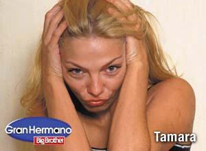 Tamara Paganini Gran Hermano 1