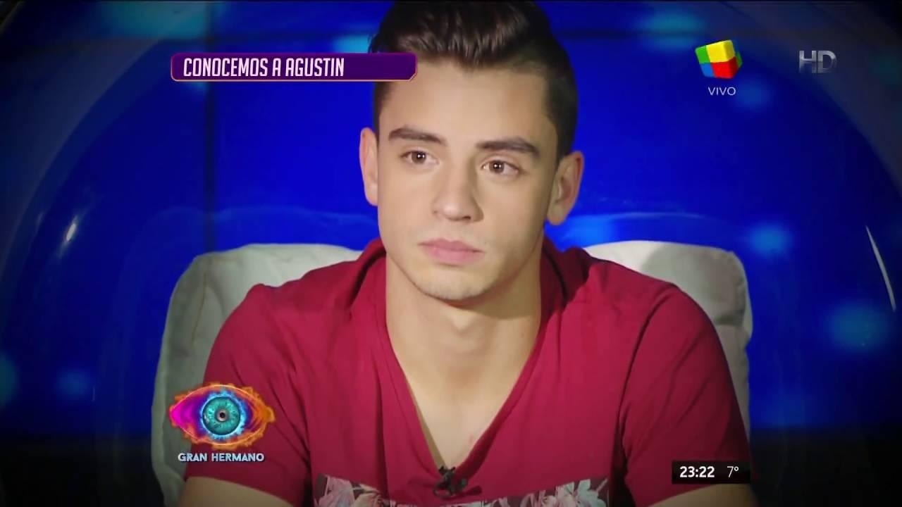 Tincho Pappa Presentación Gran Hermano 2016