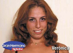 Veronica Zanzul Gran Hermano 1