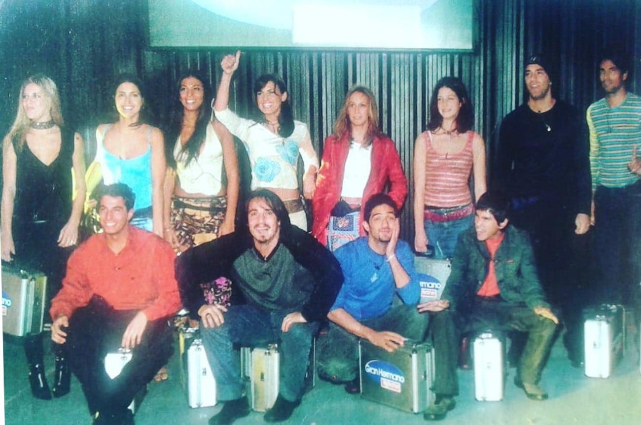 gran hermano 2 argentina participantes foto
