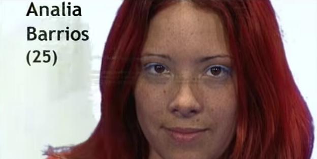 Analía Barrios Gran Hermano 3 Argentina