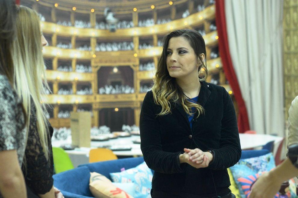 Angie Pereira Gran Hermano 2015