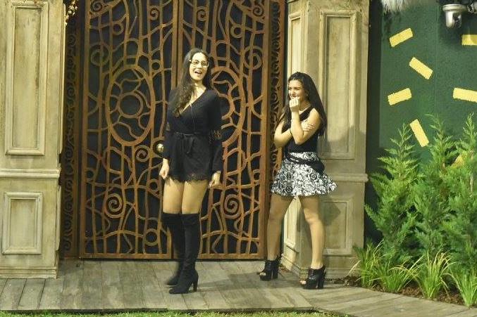 Antonella Roseti y Valentina Ramella expulsadas de Gran Hermano 2016