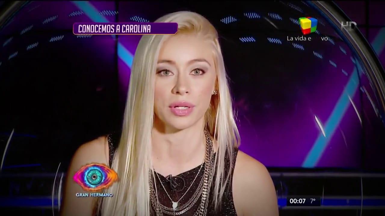 Carolina Ceballos - GH 2016