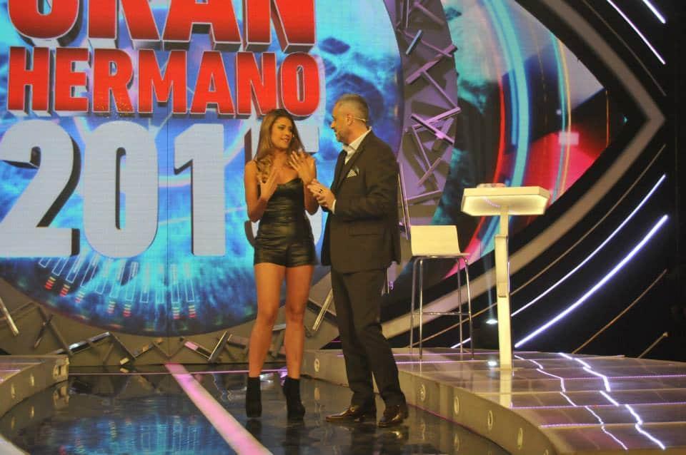 Flor Zaccanti Gran Hermano 2015