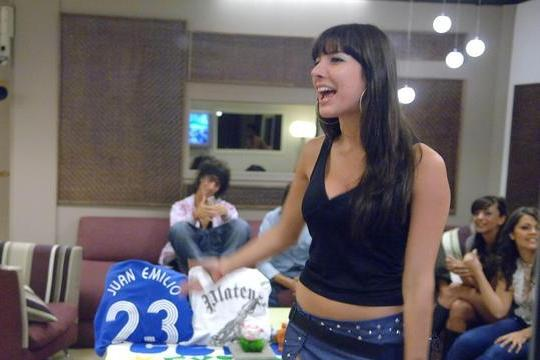 Andrea Rincón Gran Hermano 5