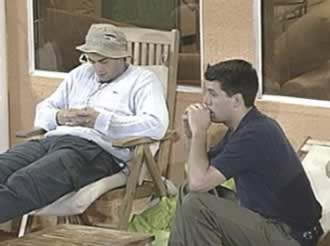 Javier Aureano y Maximiliano Degenaro Gran Hermano 2 Argentina