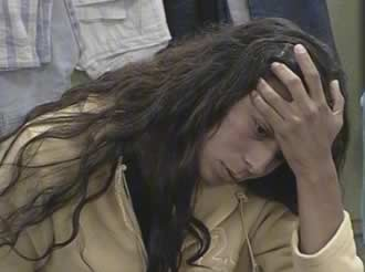 Gran Hermano 2 Argentina. Ximena Capristo.