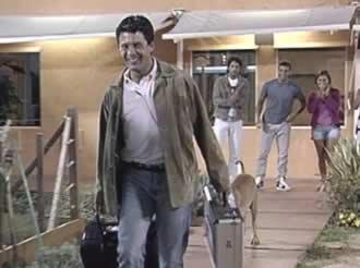Gran Hermano 2 Argentina. Javier Aureano (el Paisa) expulsado de la casa.