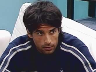 Gran Hermano 2 Argentina. Roberto Parra.