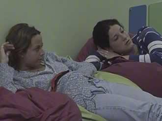 Yazmín Schmidt y Carolina Chiapetta Gran Hermano 2 Argentina