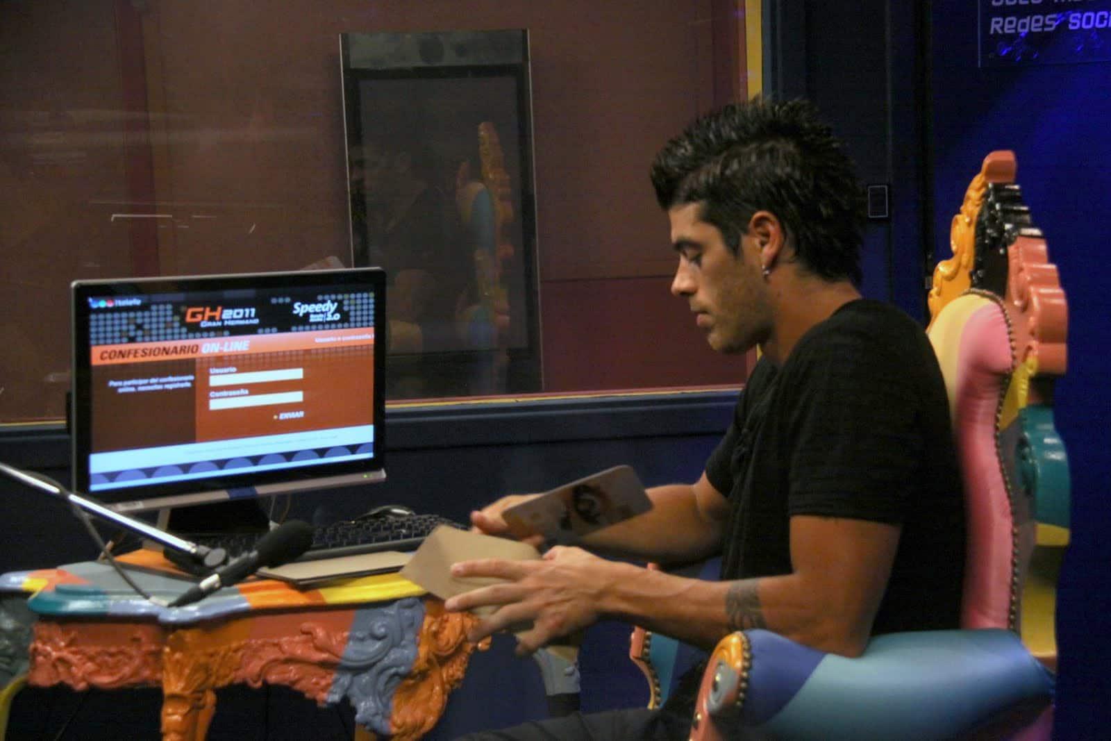 Cristian U Gran Hermano 2011