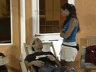 Gustavo Conti y Ximena Capristo Gran Hermano 2 Argentina