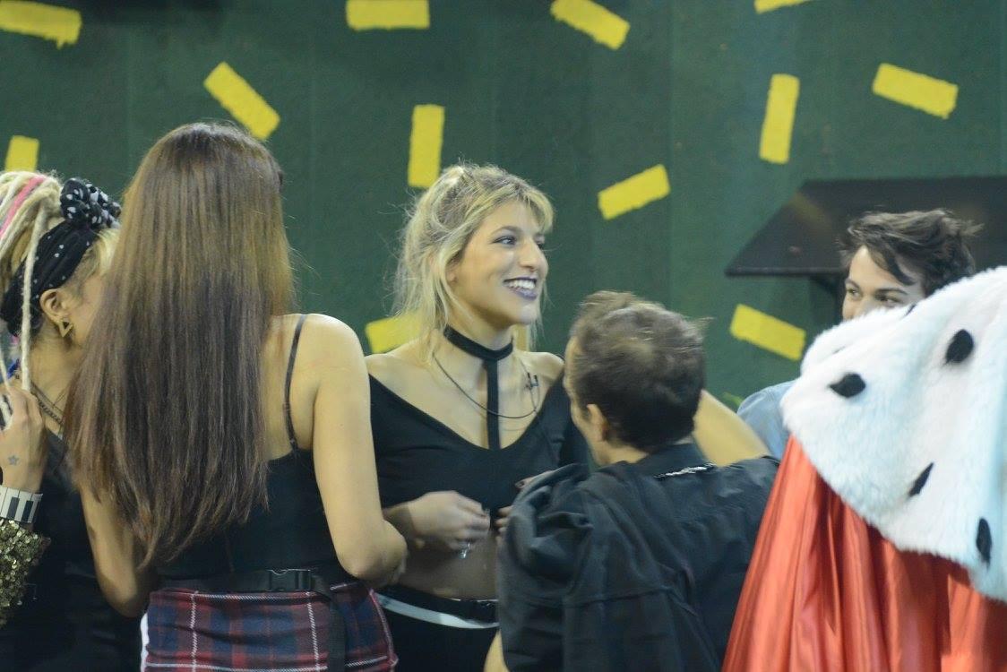 Marian Farjat ingresa a Gran Hermano 2016