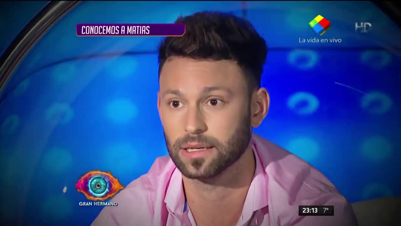 Matías Schwartzman – GH 2016