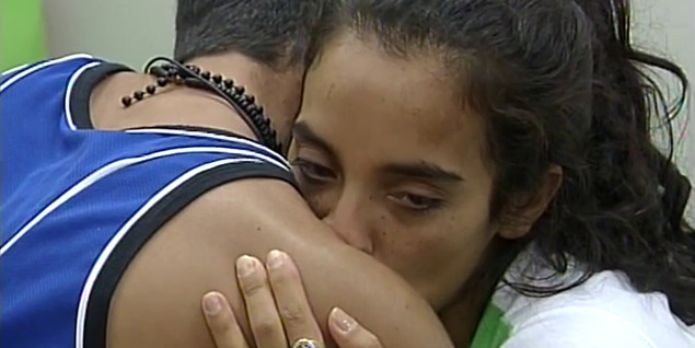 Mauricio Córdoba y Carla Bazán Gran Hermano 3