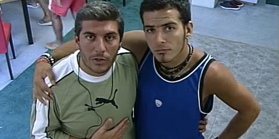 Mauricio Córdoba y Matías Bagnato Gran Hermano 3