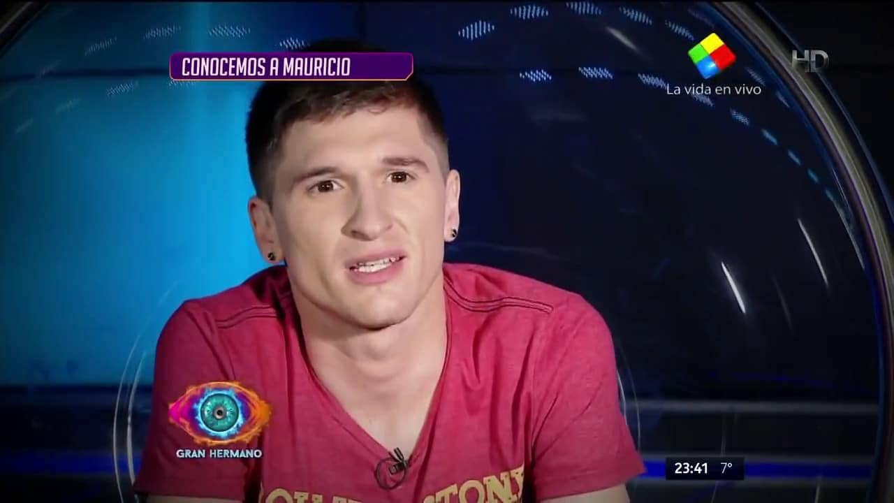 Mauricio Guirao - GH 2016