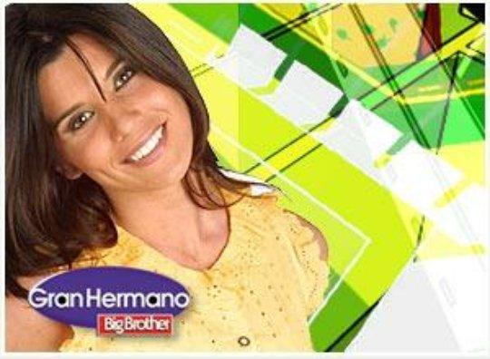 Natalia Quintiliano Gran Hermano 3 Argentina