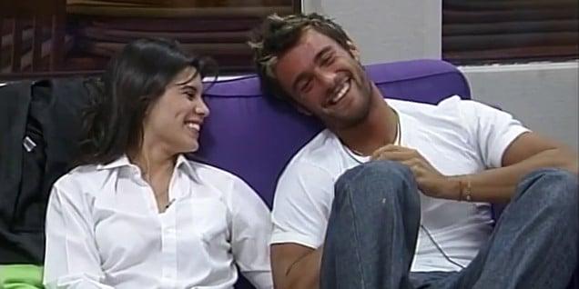 Natalia Quintiliano y Pablo Martínez Gran Hermano 3