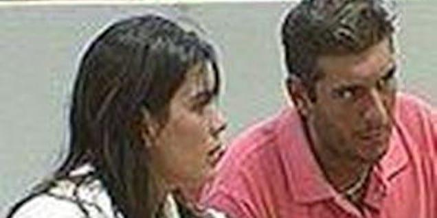 Matías Bagnato y Natalia Quintiliano Gran Hermano 3