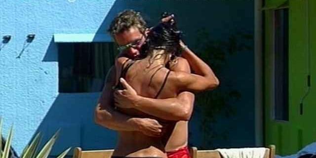 Romina Orthusteguy y Eduardo Carrera Gran Hermano 3
