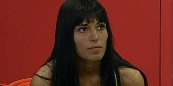 Viviana Colmenero y Gran Hermano 3 Argentina
