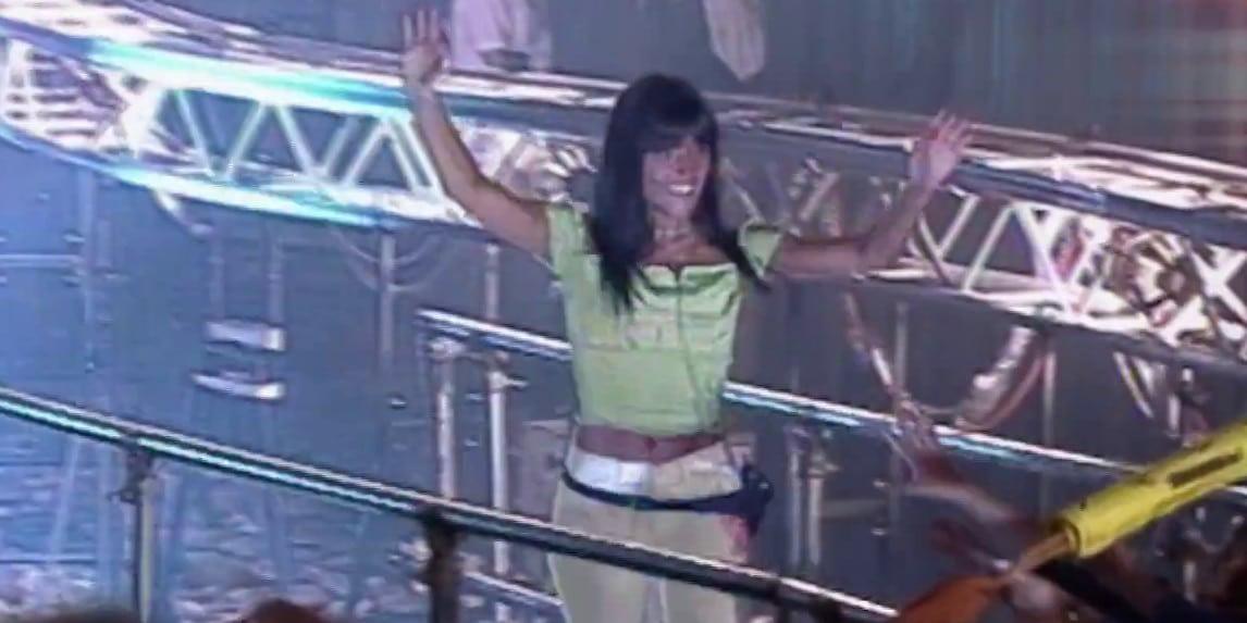 Viviana Colmenero Ganadora de Gran Hermano 3 Argentina