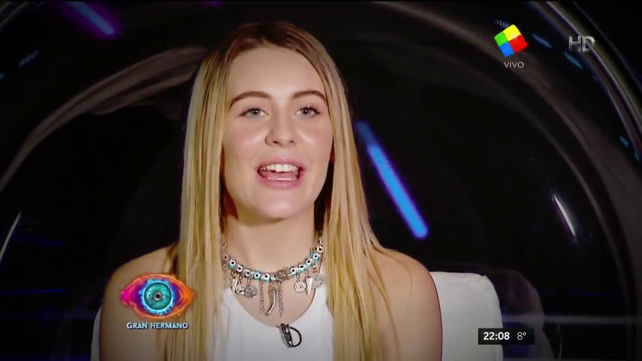 Yasmila Mendeguía - GH 2016